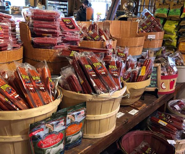 Nueskes baskets of meatpleasure