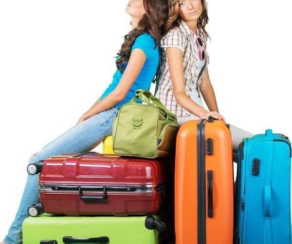 Buying luggage