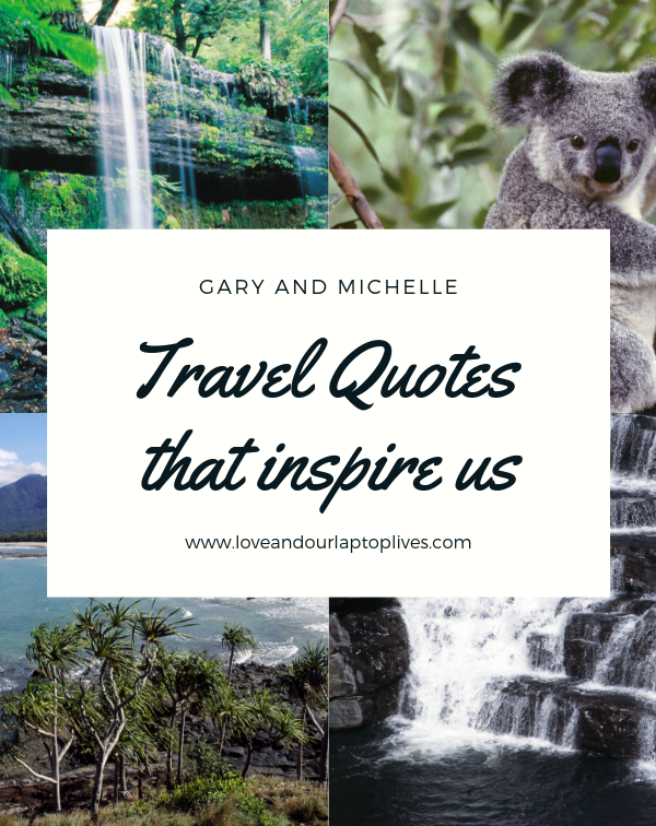 Travel Quotes that Inspire us