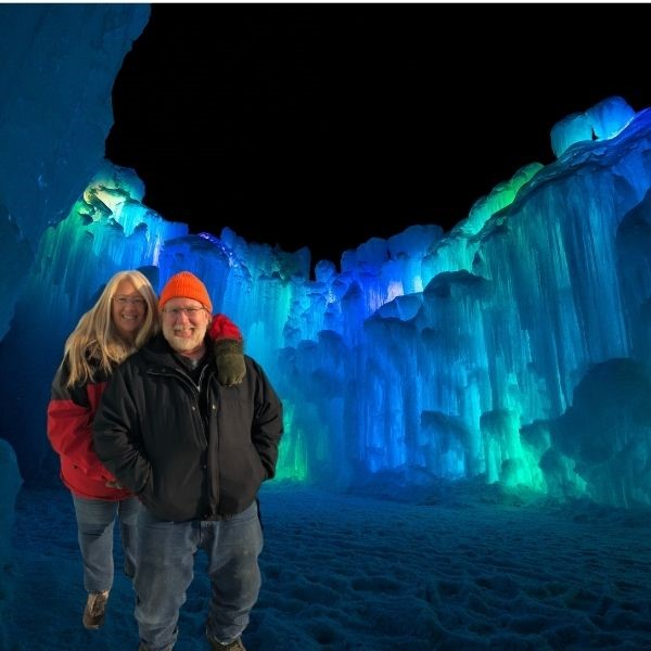 Visit Wisconsin Ice Castle a Magical Winter Wonderland