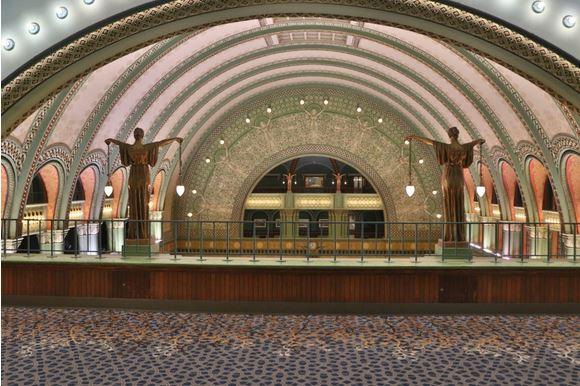 Lobby Balcony