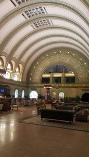 Lobby of Union Station