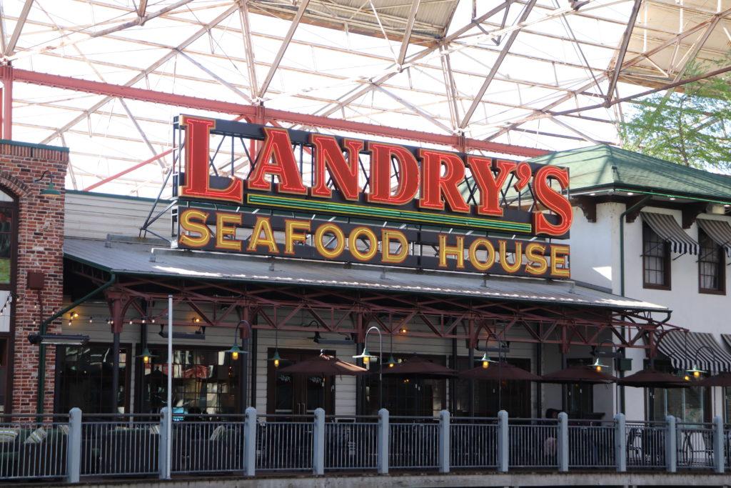 Landrys Seafood House