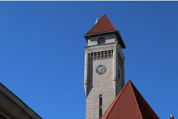 Union Station Clock Tower