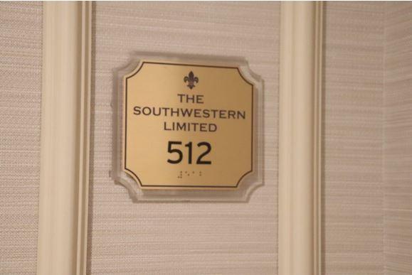Hotel Room Number