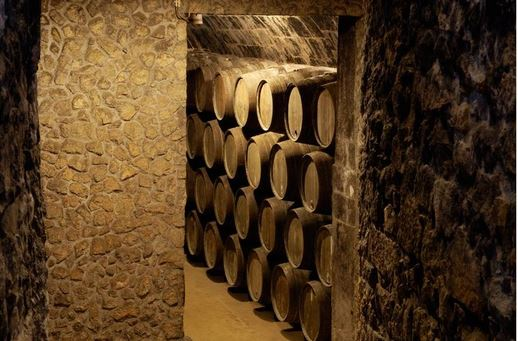 Biltmore Wine Cellar