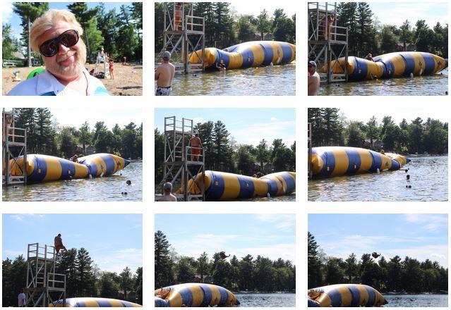 Gary blob jumping