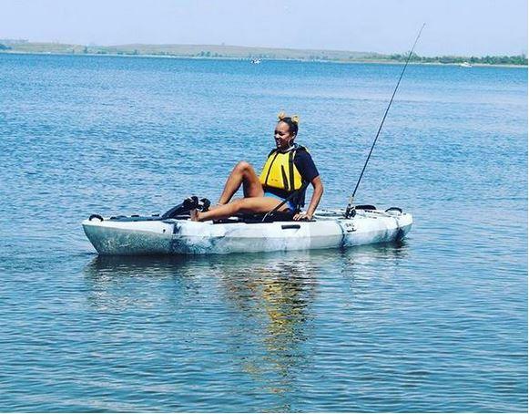 Fishing Kayaking