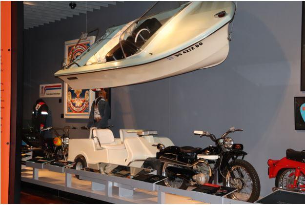 Harley Davidson Boat