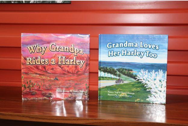Harley Books