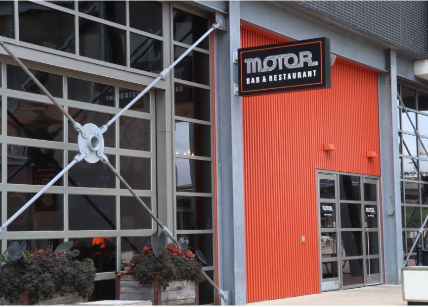 Motor bar