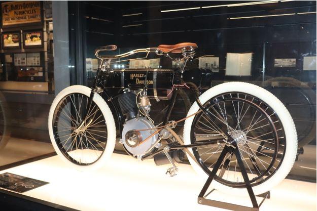 Harley Davidson Bike #1