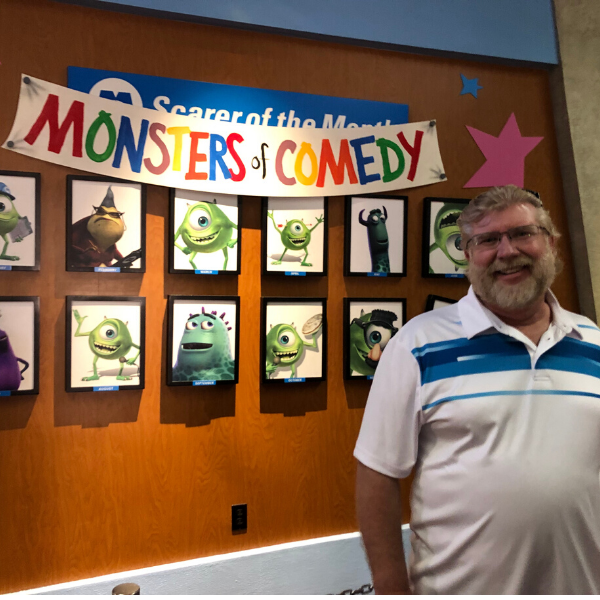 Monsters of Comedy