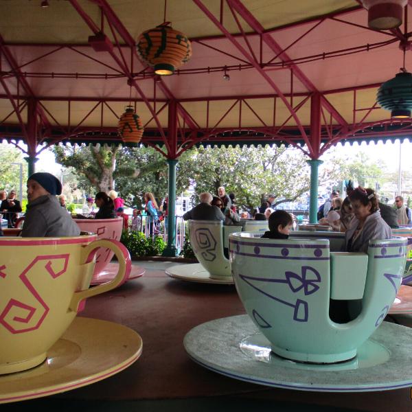 Disney Teacups