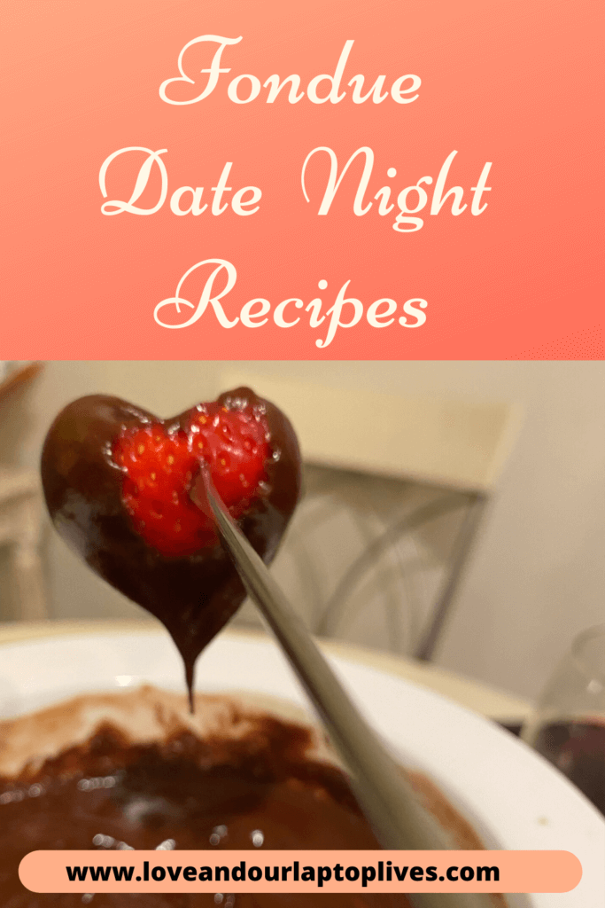 fondue date night recipe