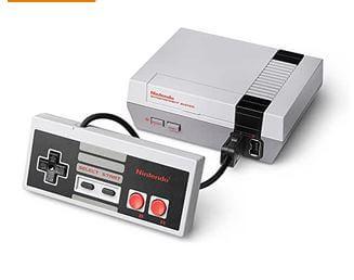 NES Nintendo Game System