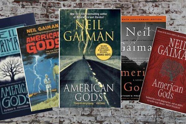 American Gods books