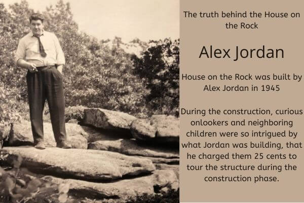 Alex Jordon, House on the Rock