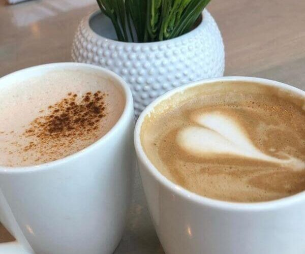coffee shop drinks at home