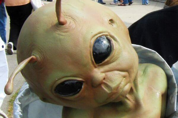 Alien at Sputnikfest