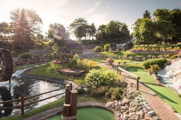 Pirates Cove Miniature Golf Wisconsin Dells