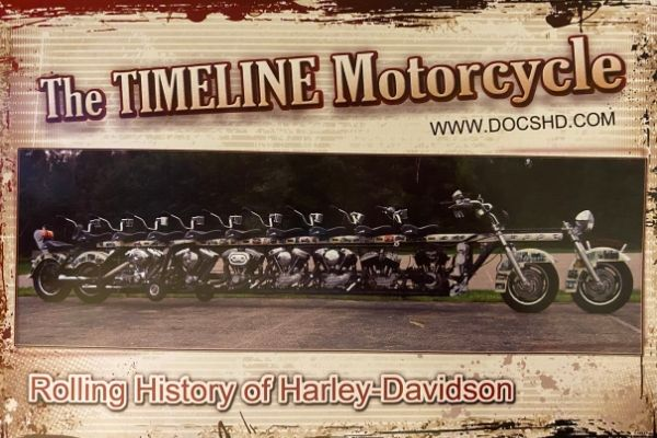 The Timeline Motorcycle