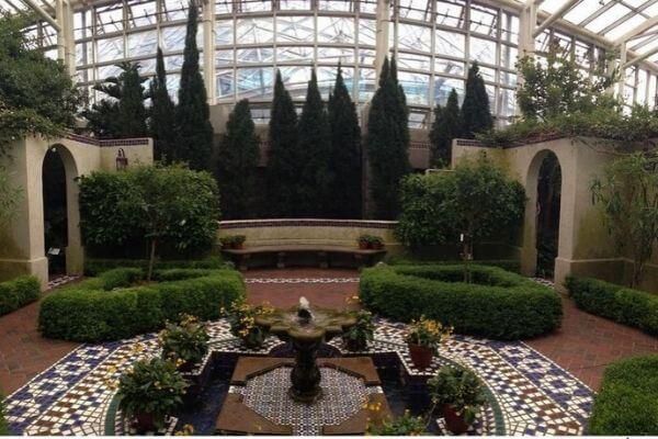 Botanical Gardens St. Louis