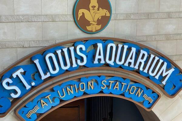 St Louis Aquarium at Union Station