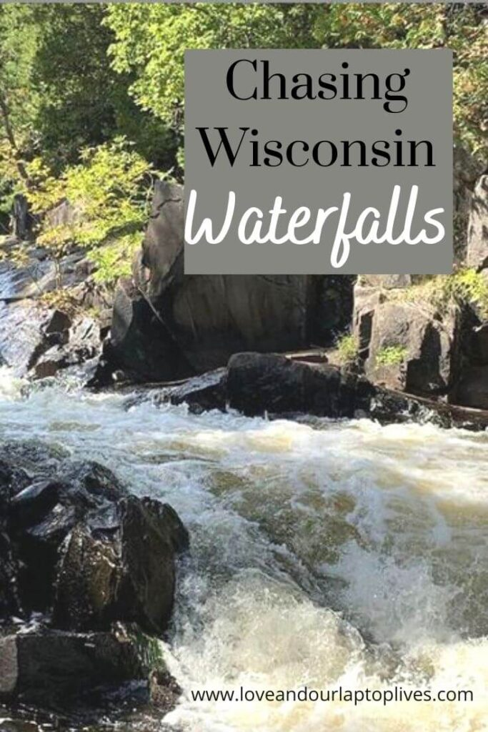 Chasing Wisconsin Waterfalls