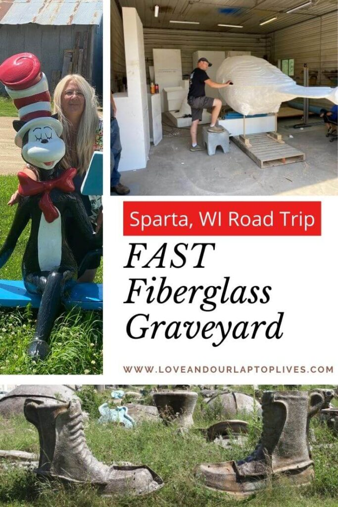 Fast Fiberglass Graveyard