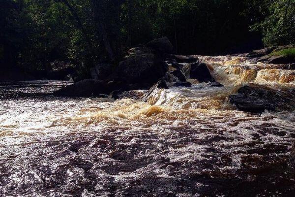 Strong Falls