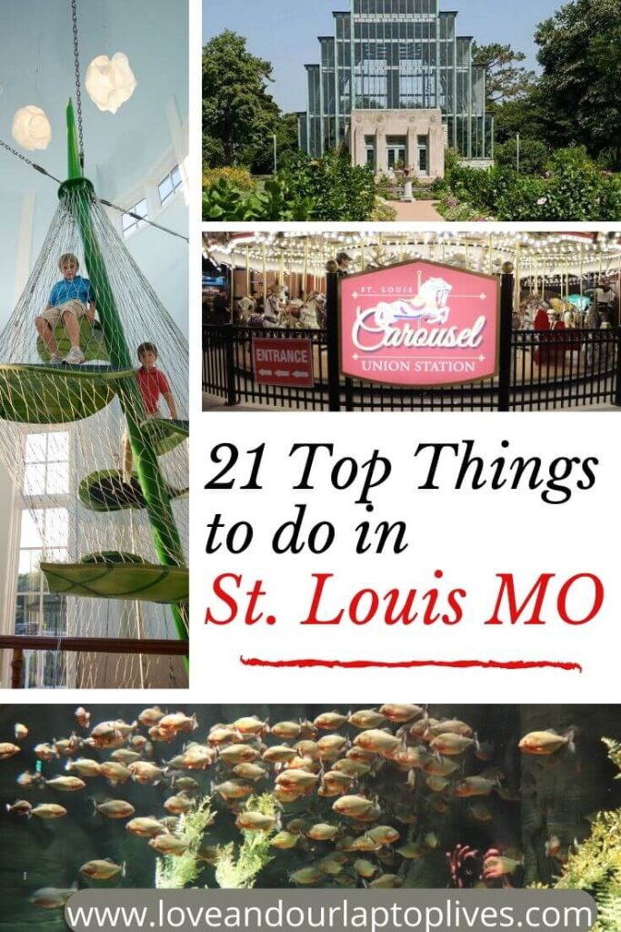 Things to do in St. Louis Missouri for families