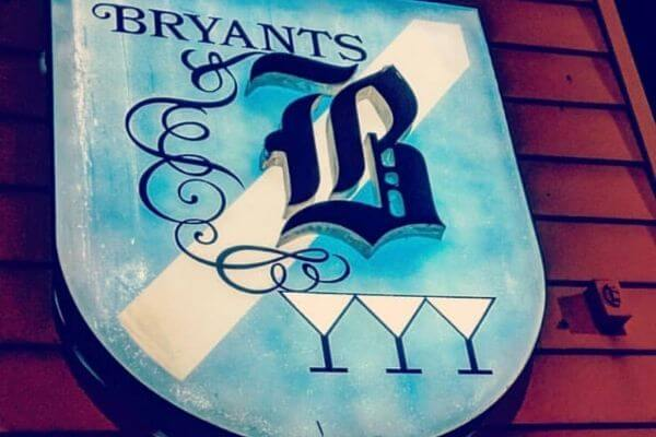 Bryant Cocktail Lounge Sign