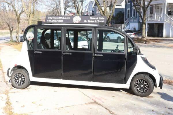 City Tour MKE car