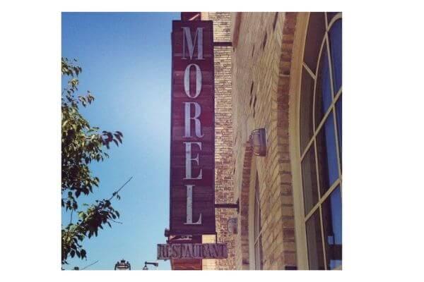 Morel Restaurant in Milwaukee's Historic Third Ward