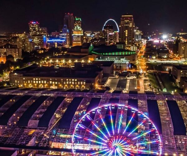 St Louis Missouri in all its glory