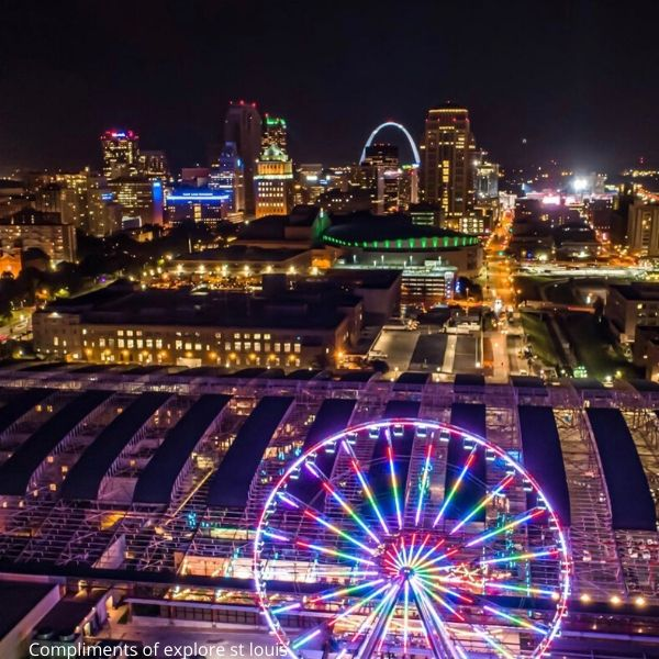 Top 21 Things to do in St Louis Missouri | For Couples, Families and Kids of All Ages