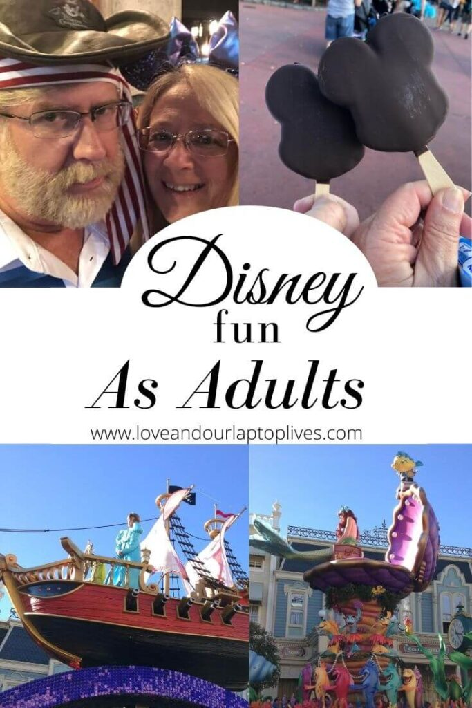 Disney Fun as Adults