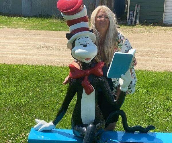 Michelle at FAST Fiberglass in Sparta Wisconsin