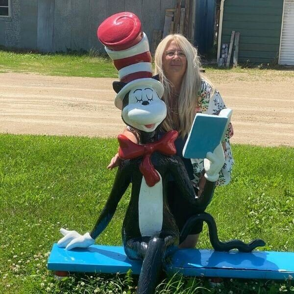 Michelle at FAST Fiberglass in Sparta Wisconsin