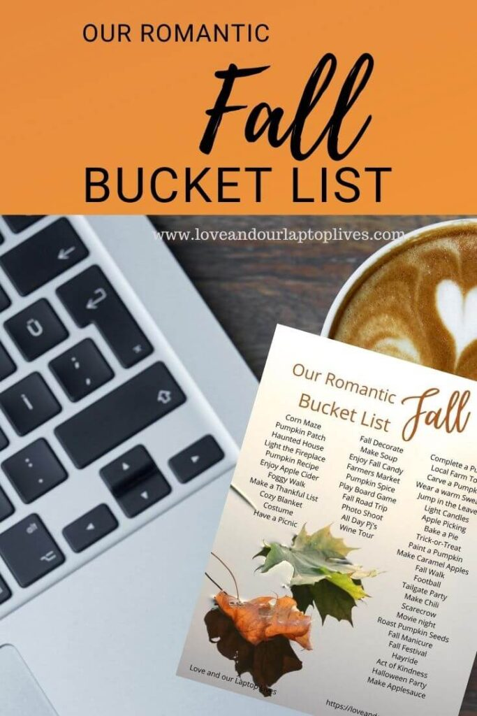 Our Romantic Bucket List