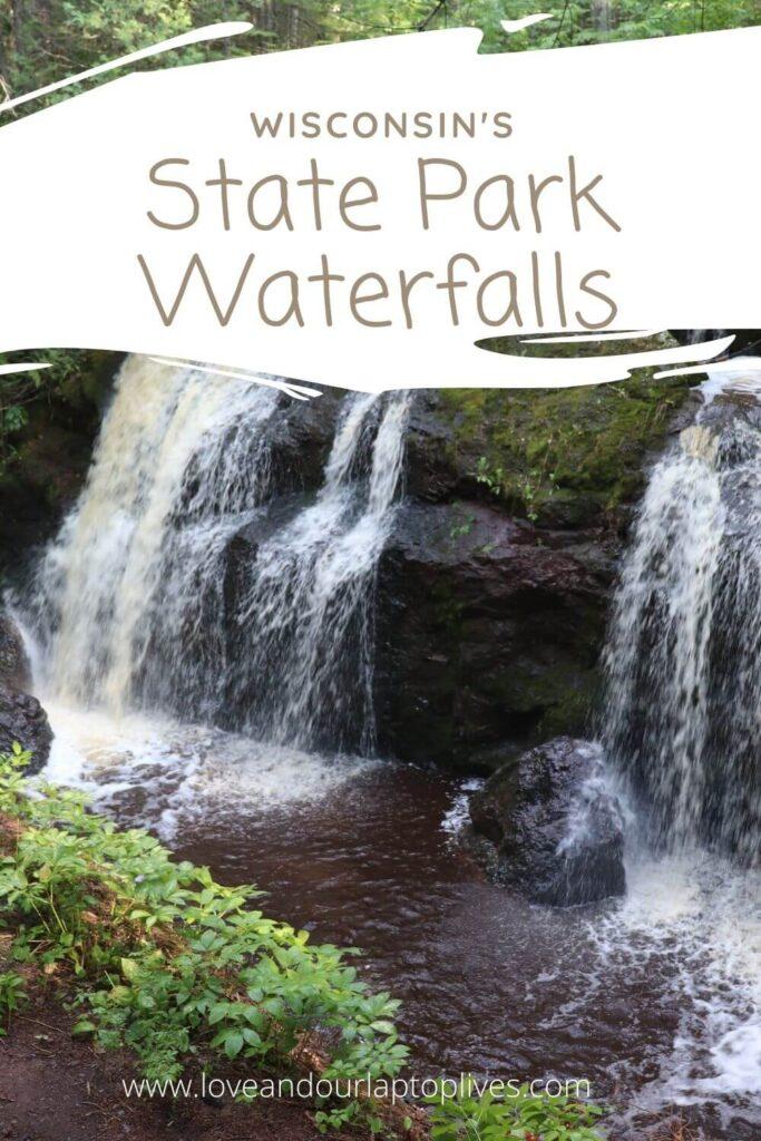 State Park Waterfalls