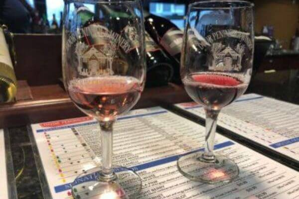 Sharing Door Peninsula Wine