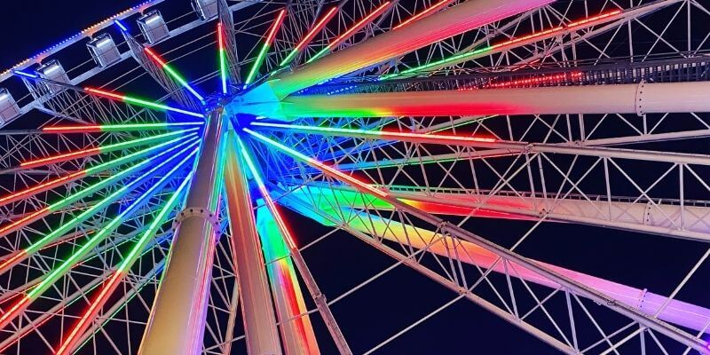 The St Louis Wheel