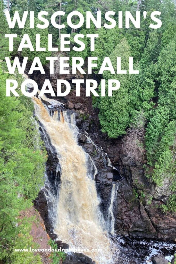 Wisconsin's Tallest Waterfall