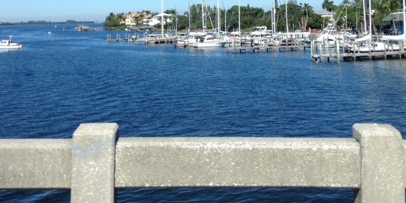 Anna Maria Island Draw Bridge