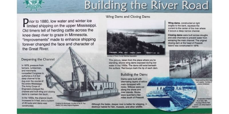 Building the Great River Road