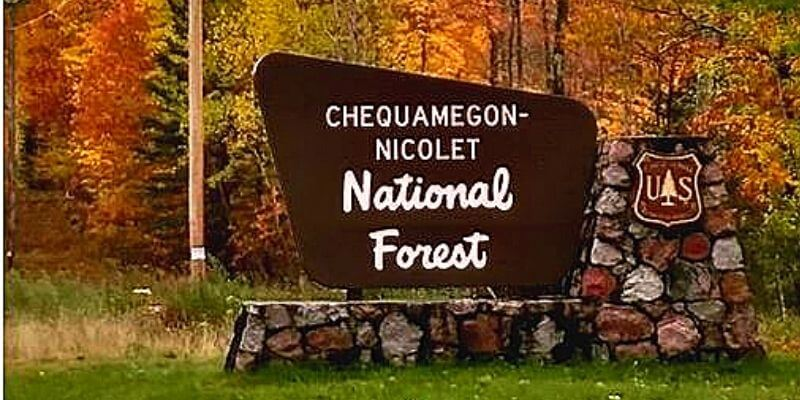 The Chequamegon-Nicolet National Forest