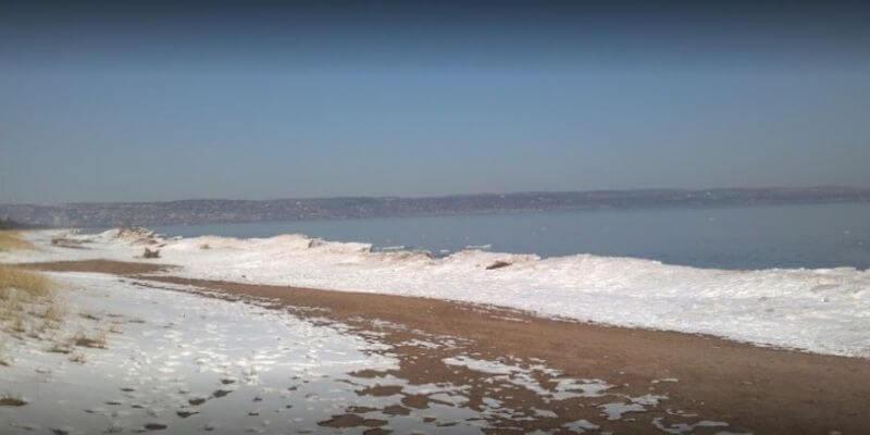 Allouez Beach