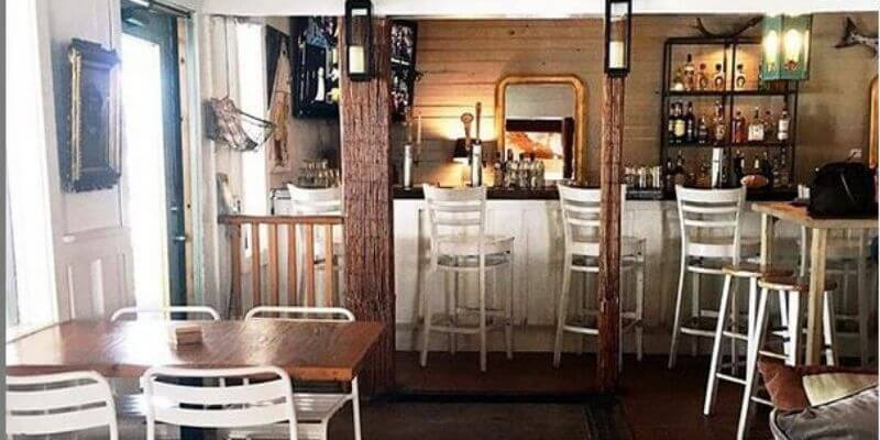The Deck Bear Bar and Kitchen
